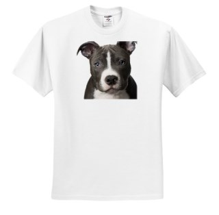 Dogs Pitbull - American Pit Bull Terrier Puppy - T-Shirts