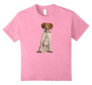 Brittanys Dog T-Shirt
